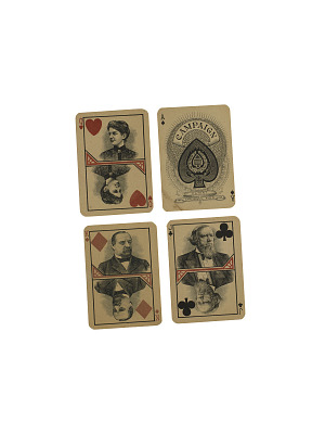 Campaign Playing Cards, Cleveland