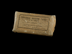 U.S. Army Individual Dressing Packet