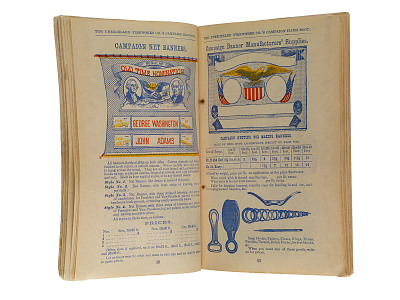Trade Catalog, Unexcelled Fireworks Company, 1888