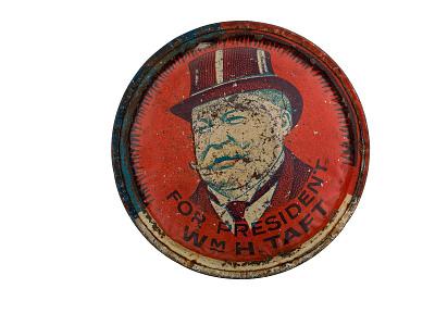 Campaign Noisemaker, Taft