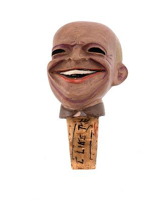 Eisenhower Campaign Bottle Stopper