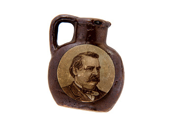 Cleveland Campaign Pitcher