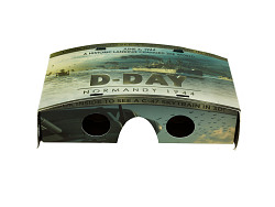 3D Promotional Viewer for D-Day: Normandy 1944 documentary