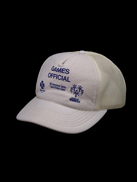 Special Olympics Games Official cap worn by Eunice Shriver
