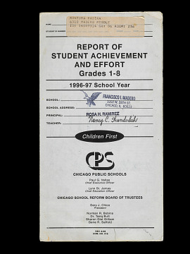 Report of Student Achievement and Effort