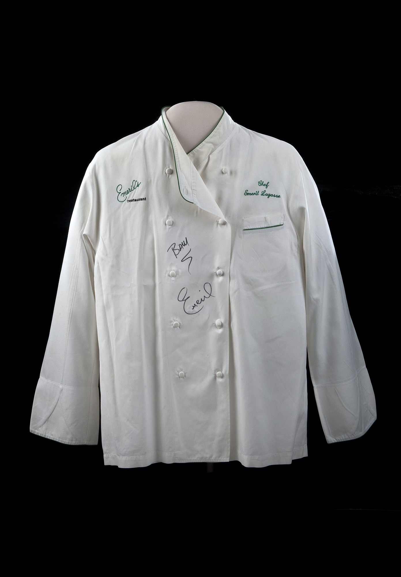 images for Chef's Jacket, Emeril Lagasse