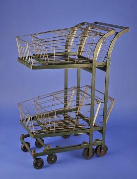 Telescoping Shopping Cart