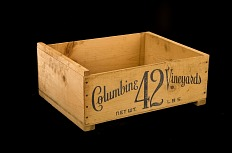 Columbine Vineyards Grape Box