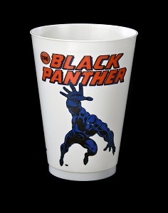 images for The Black Panther Slurpee Cup-thumbnail 1