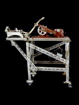 Carrot Stick Slicing Machine