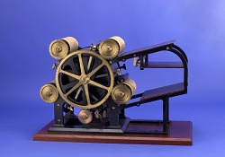 Invention for Improvement in Rotary Printing Presses
