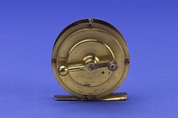 Invention for Improvement in Fishing Reels