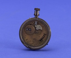 Patent Model for the Improvement in Stem-winding Watches
