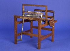 Invention for Improvement in Looms for Weaving Piled Fabrics
