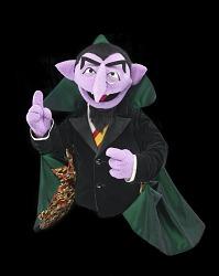Count von Count Puppet