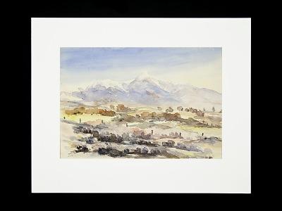 Out Skirt - Manzanar, 1942