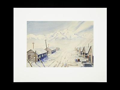Manzanar no Yuki, 1942