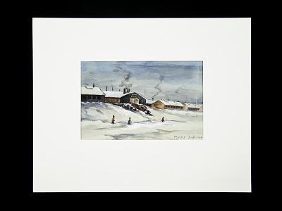 Deep Snow Topaz 1943