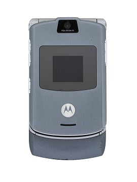 Cell Phone used by Henry Paulson
