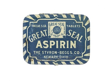 Great Seal Aspirin