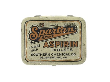 Spartan Brand Aspirin Tablets