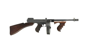 Model 1921AC Thompson Submachine Gun