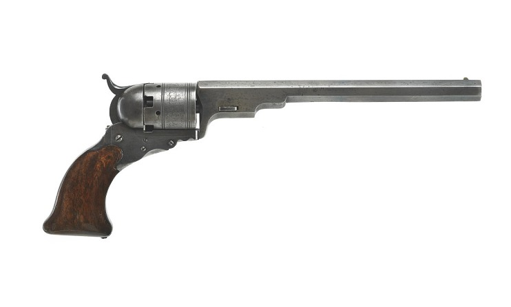 Colt Holster Model Paterson Revolver (No. 5)