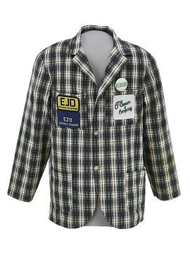 Ed O'Connor's Trader's Jacket