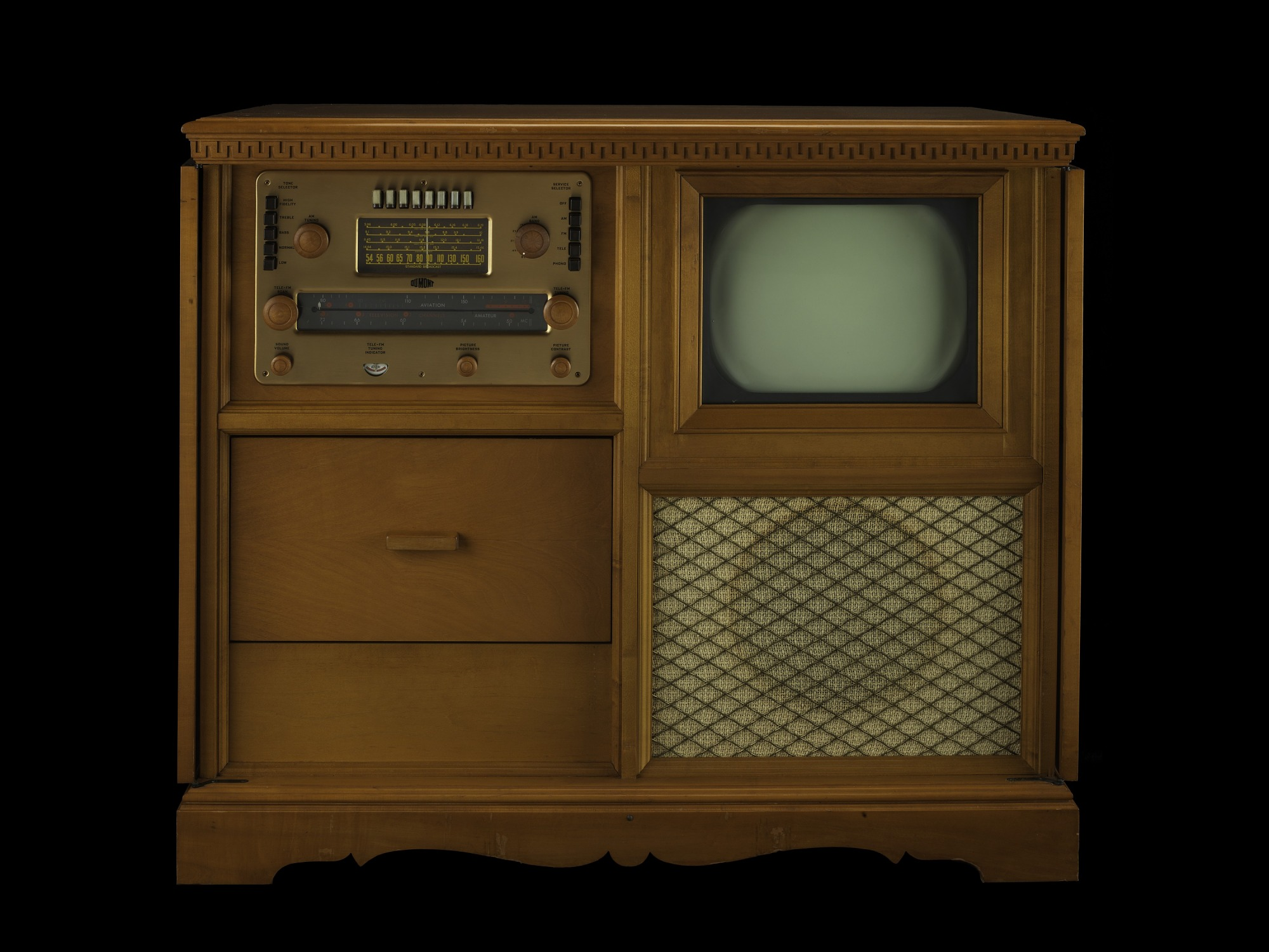 """images for DuMont """"Revere"""" Television Receiver"""