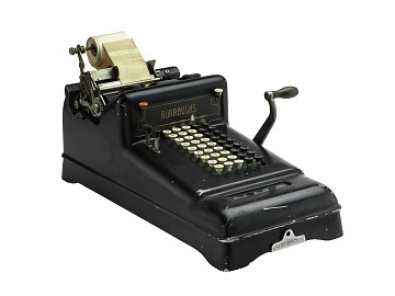 Burroughs Class 3 Adding Machine