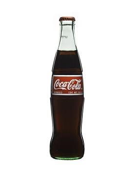 Coca-Cola Hecho en Mexico Bottle