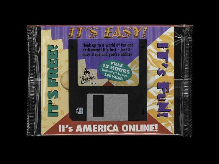 America Online (AOL) Disc