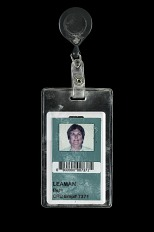 ProxCard II ID Badge