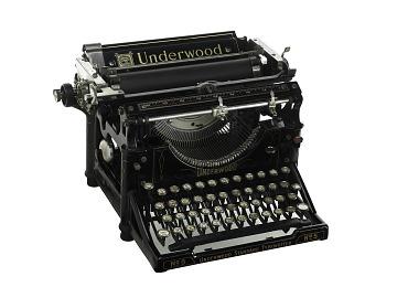 Underwood Model 5