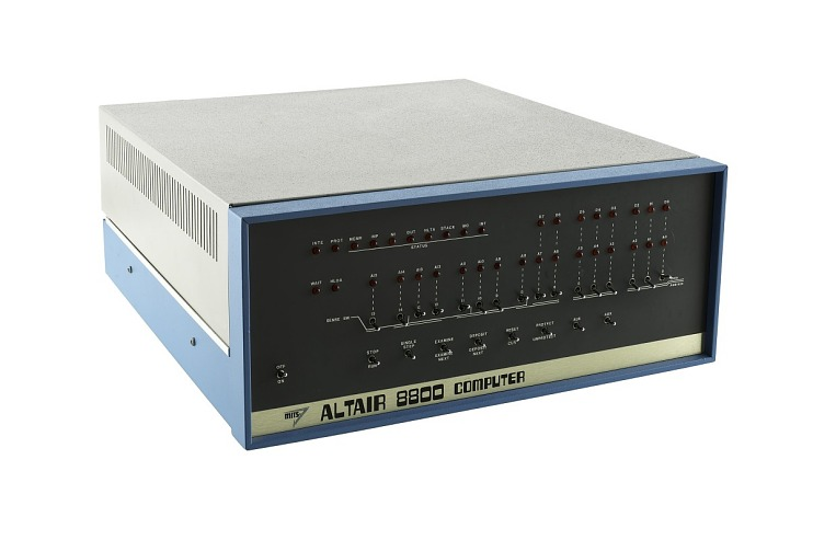 Altair 8800 Microcomputer