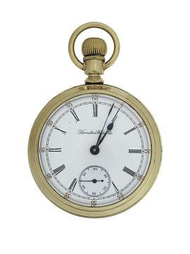 Watch, Hamilton Watch Co.