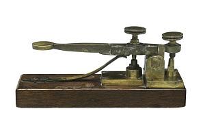 images for Morse-Vail Telegraph Key-thumbnail 2