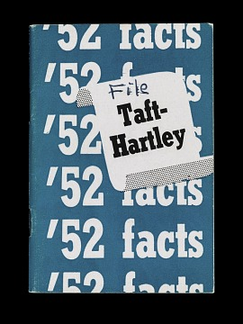 Taft-Hartley....