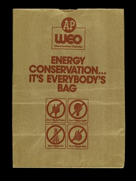 A&P Grocery Bag