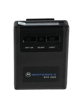 Motorola BPR2000 Pager
