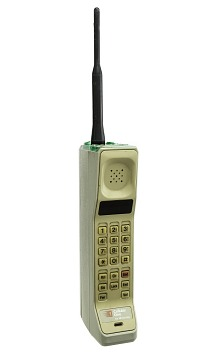 Dynatac Cellular Telephone