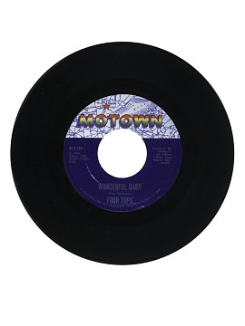 Wonderful Baby; If I Were a Carpenter Vinyl Single