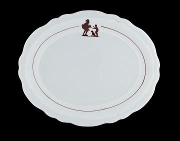 Children's Plate, Howard Johnson's