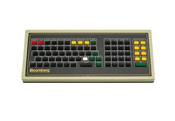 Bloomberg Computer Keyboard