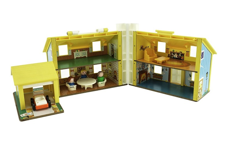 Fisher-Price Little People Play Family House