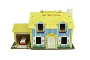 images for Fisher-Price Little People Play Family House-thumbnail 1