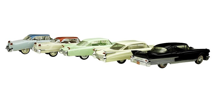 1955 Cadillac Dealer Promotional Model