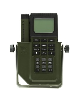 GPS Receiver for Egyptian Army