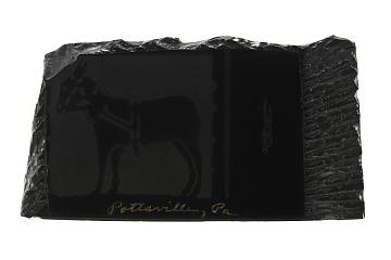 Coal Carving