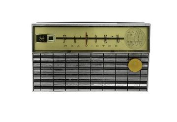 Globe Trotter 8 Transistor Radio